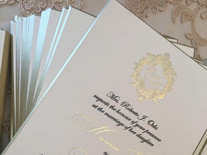 Tmx 1510102112821 Img6226 Massapequa Park, NY wedding invitation