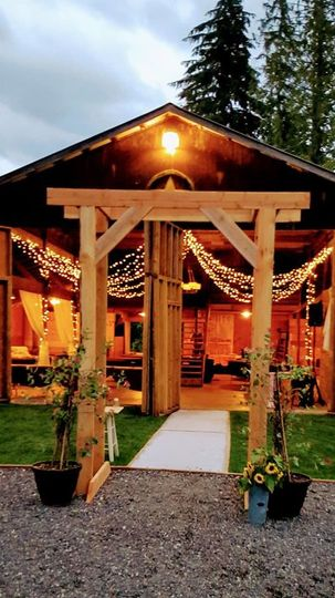 Sample wedding venue