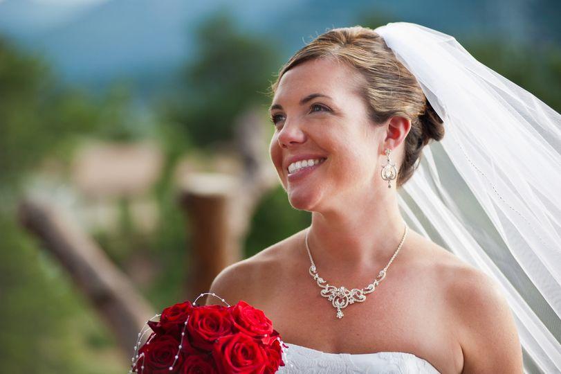 Mountain wedding in Estes Park.