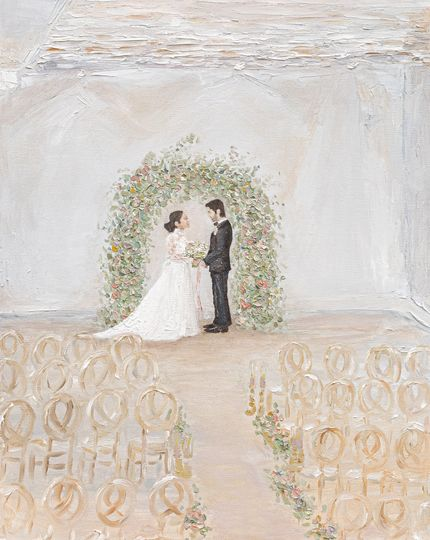 Ceremony Painting