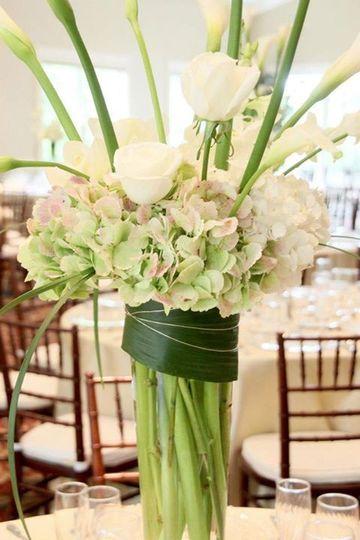 Wedding table centerpeice