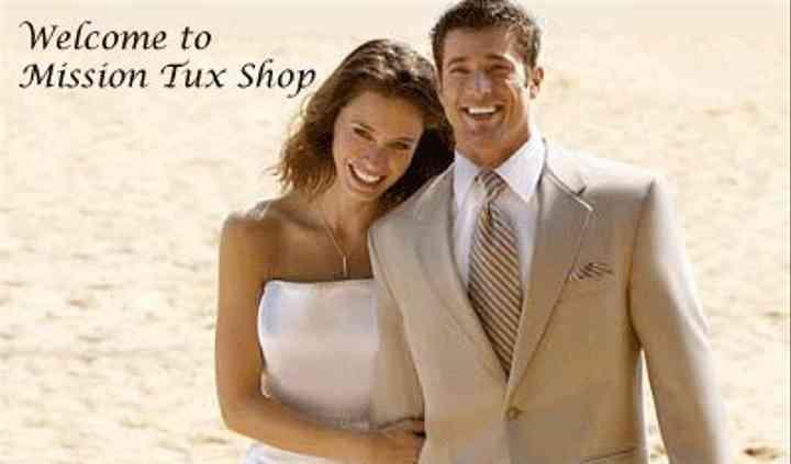 Mission Tux Shop
