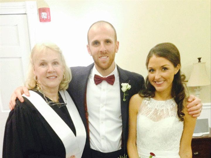 Tmx 1416267717861 Fullsizerender Glen Head, New York wedding officiant