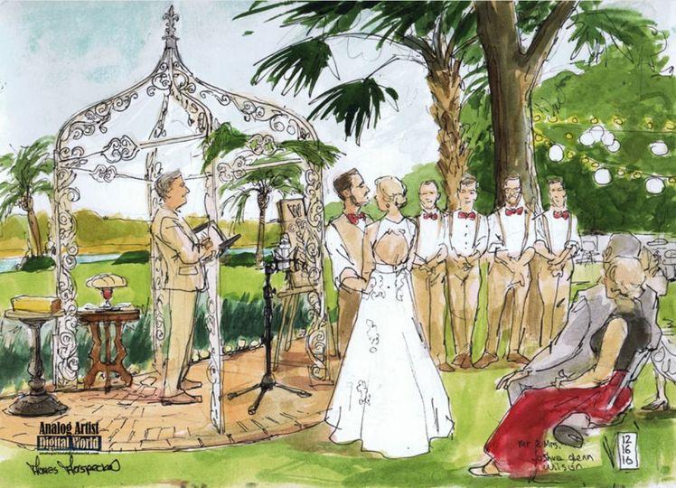 Jason and Cassandra Wedding.