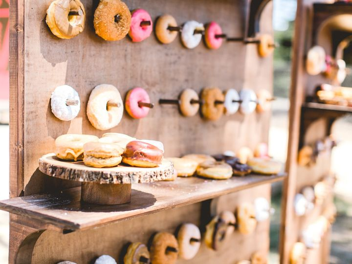 Tmx Donut Wall 51 983576 157565115373020 Cambria, CA wedding venue
