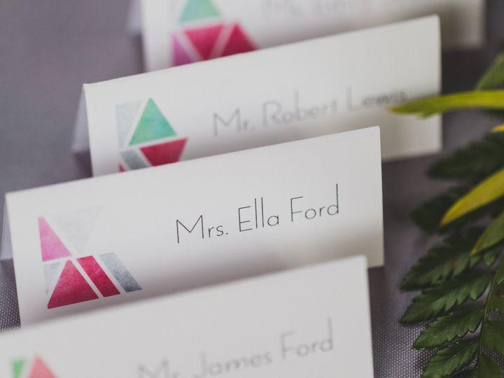 Tmx 1513136129823 Paper By Jleeplace Card New York, NY wedding invitation