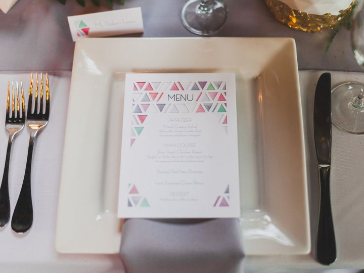 Tmx 1513136449875 Paper By Jleemenu New York, NY wedding invitation