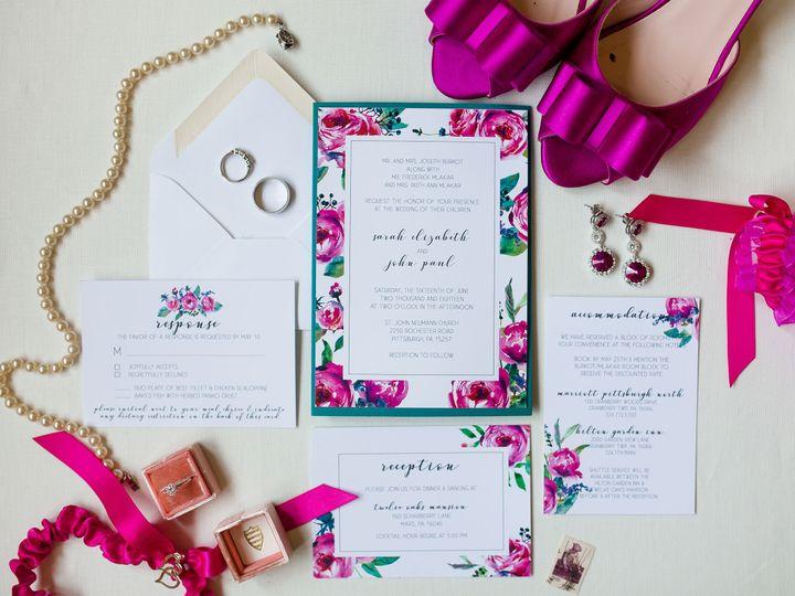 Tmx 1535333195 Dfcb07fbe081758d 1535333193 B7d26f0ebd9f1b11 1535333178131 2 MlakarWedding06.16 New York, NY wedding invitation