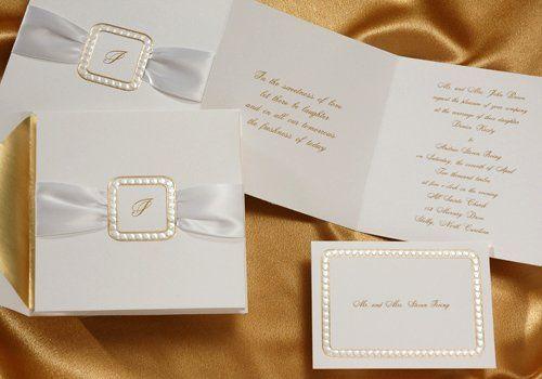 Tmx 1270969700742 WhiteSqSatinRibbonPearlsBCS1719WH Tustin wedding invitation