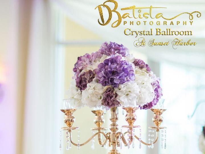 Tmx 1496941545278 Dbatista Photographycrystal Ballroom At Sunsute Ha Daytona Beach, FL wedding venue