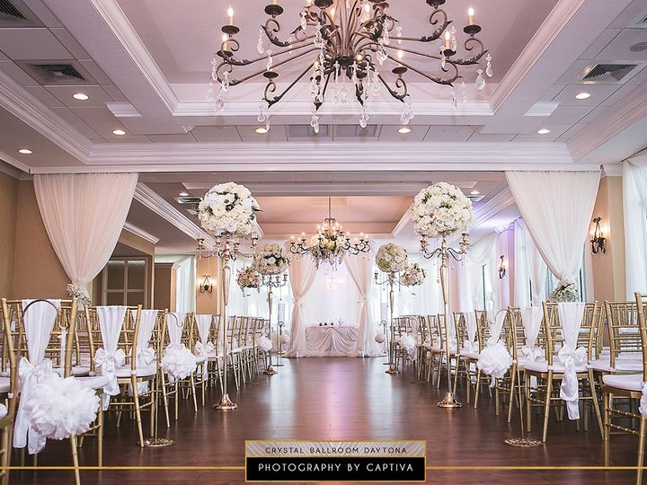 Tmx Crystal Ballroom Daytona Event Venue 21 51 904576 Daytona Beach, FL wedding venue