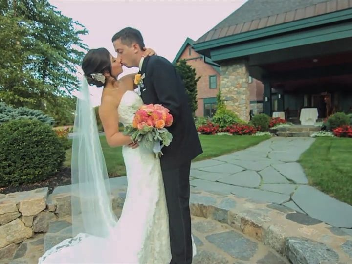 Tmx 1420053972662 Nancy  Scott Wedding Trailer Picture Worcester wedding videography