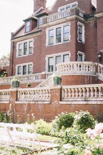 Juliet Balcony by Jaimee Morse