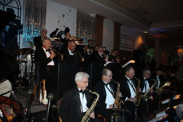 The Cigar City Big Band at Michael's On East for The sarasota Ballet Association's Gala.
