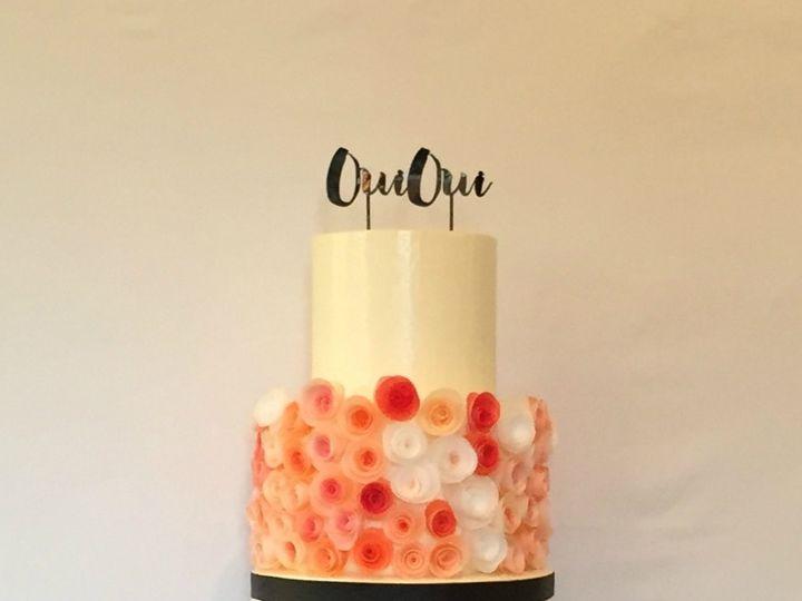 Tmx 1446146718701 Oui Oui.ipiccy Costa Mesa wedding cake