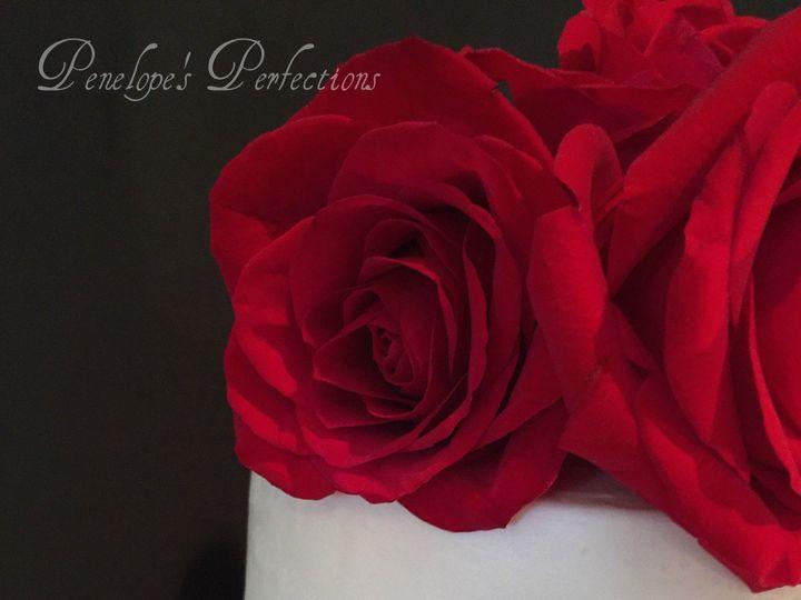 Tmx 1446146963681 3 Tier Top Close Upipiccy Costa Mesa wedding cake