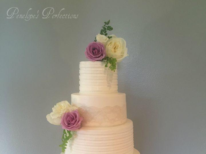 Tmx 1446147027688 Springweddingcake Laceipiccy Costa Mesa wedding cake