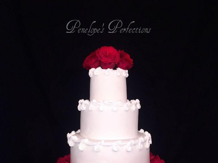 Tmx 1446147137169 Vintage Wedding Cake With Feather Standipiccy Costa Mesa wedding cake