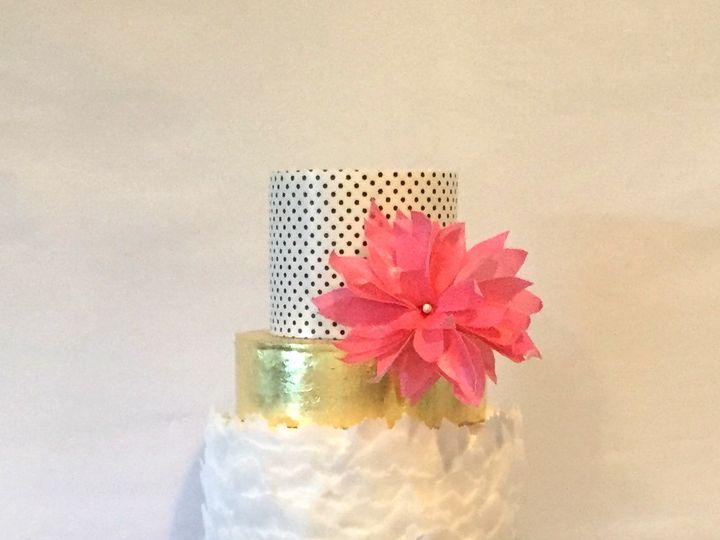 Tmx 1449981229806 Waferpapercakeipiccy2 Costa Mesa wedding cake