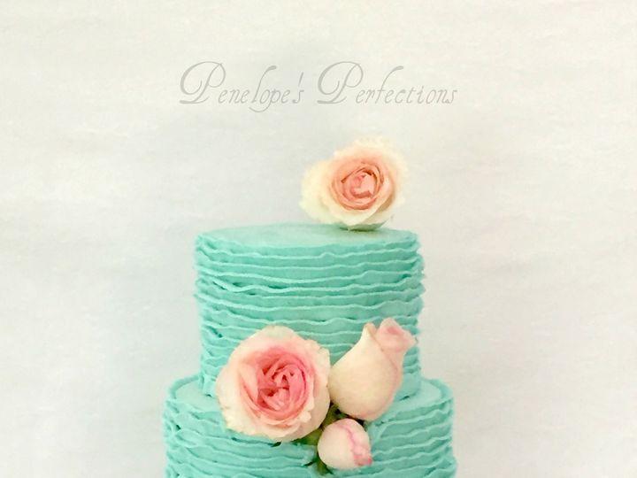 Tmx 1459891692887 Ribboncakeipiccy2 Costa Mesa wedding cake