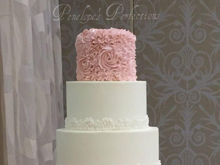 Tmx 1474321510722 Image Costa Mesa wedding cake