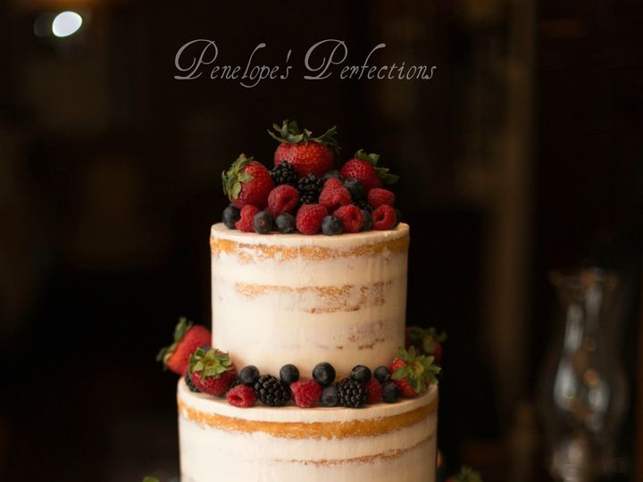 Tmx 1508805918633 Img2513 Costa Mesa wedding cake