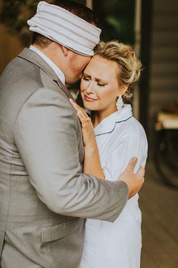 Tupelo, MS real wedding
