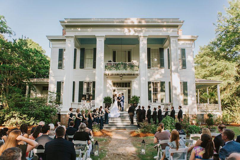 Starkville, MS real wedding