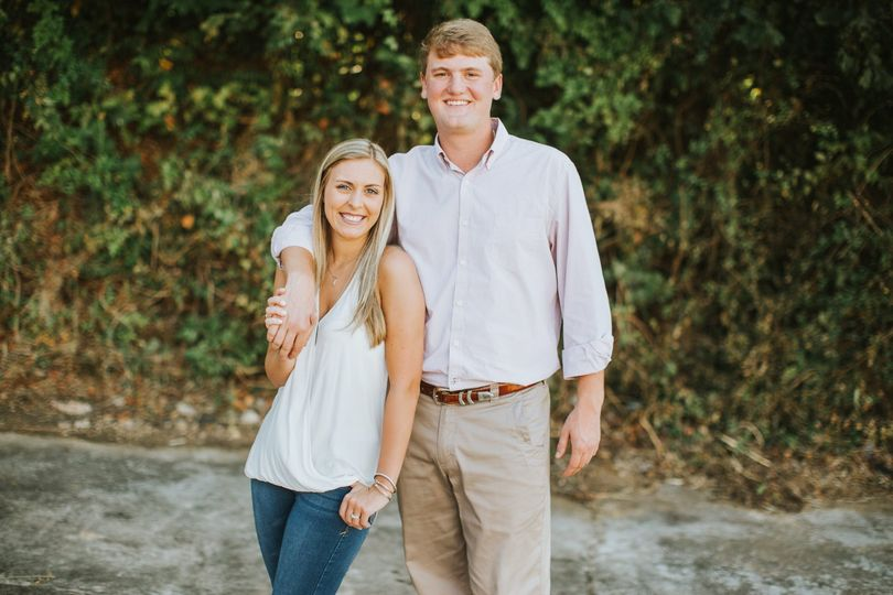 Starkville, MS engagement