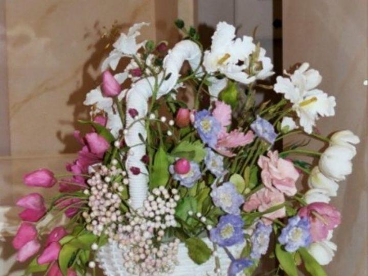 Tmx 1182354706718 Weddingbasket Bridgeton wedding cake