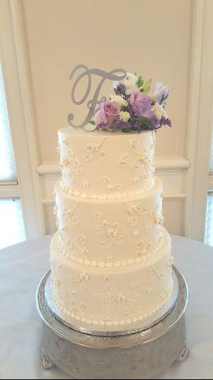 Sweet It Is! Bakery - Wedding Cake - Charlotte, NC - WeddingWire