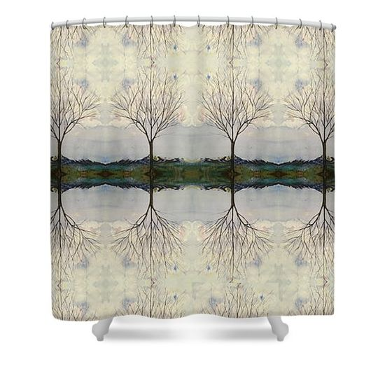 colorado cottonwood tree mirror image amy brown sh