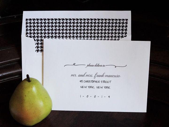 Tmx 1460475384389 8165a26ae31b43efed4765a846206e8cd6dba4 Englishtown, New Jersey wedding invitation