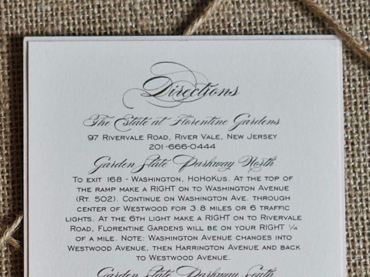 Tmx 1460475753264 8165a228475893eedc4b43b4f3174cf624d28d Englishtown, New Jersey wedding invitation