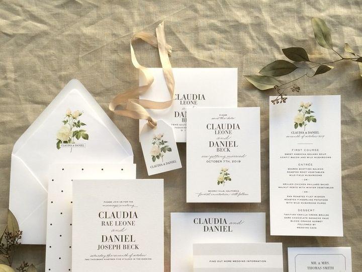 Tmx 1460476150812 8165a250c6835daaee4336a1f02962eb8615cc Englishtown, New Jersey wedding invitation