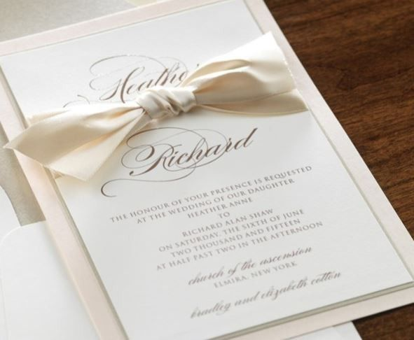 Tmx 1460476239831 8165a25228ae024b564a69a389ab6ac1b86d59 Englishtown, New Jersey wedding invitation