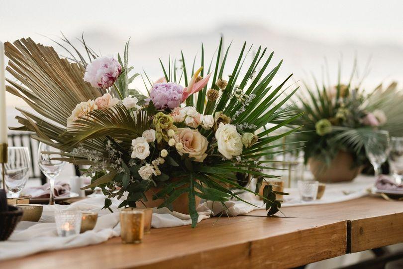 Boho and bohemian Wedding
