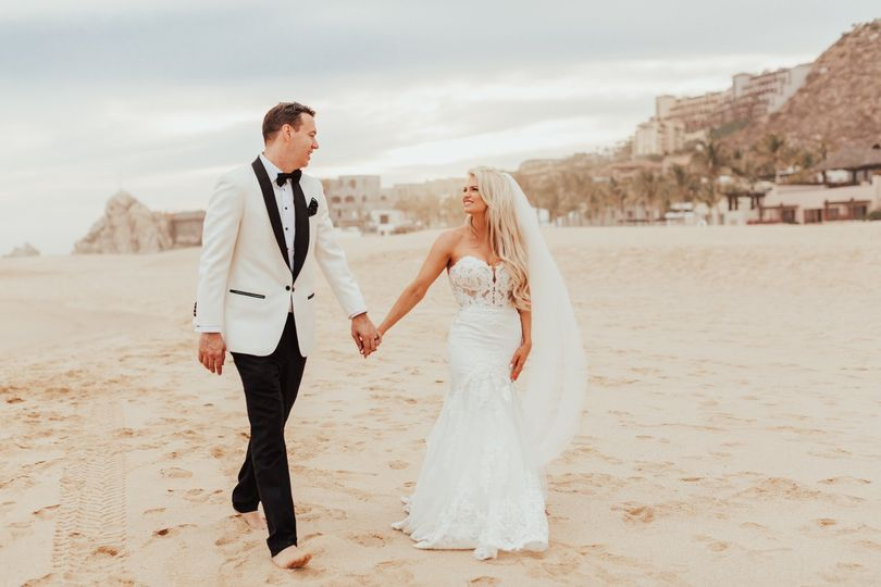 Luxury wedding, Beach Wedding