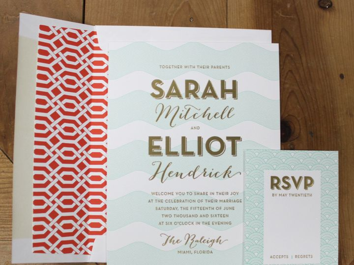 Tmx 1391470458697 2 Costa Mesa wedding invitation
