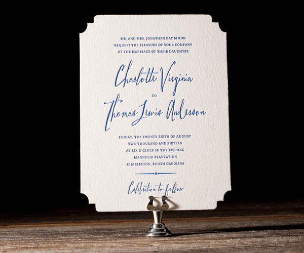 Tmx 1395103717701 Anderson Letterpress Sample  Costa Mesa wedding invitation