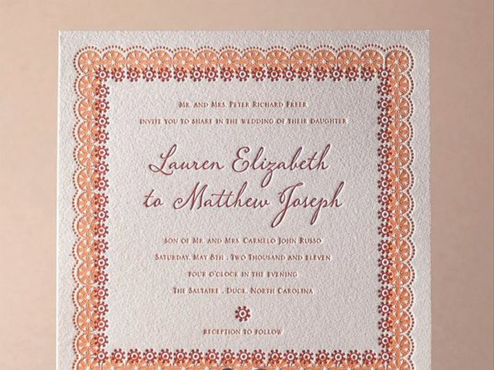 Tmx 1395104372272 600x6001391469743848 Costa Mesa wedding invitation