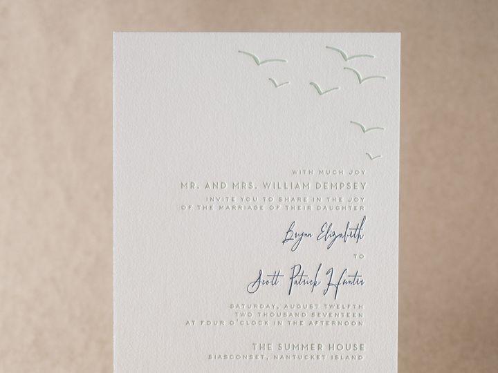 Tmx 1395166147996 Waterfron Costa Mesa wedding invitation