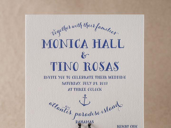 Tmx 1395170250514 Nassa Costa Mesa wedding invitation