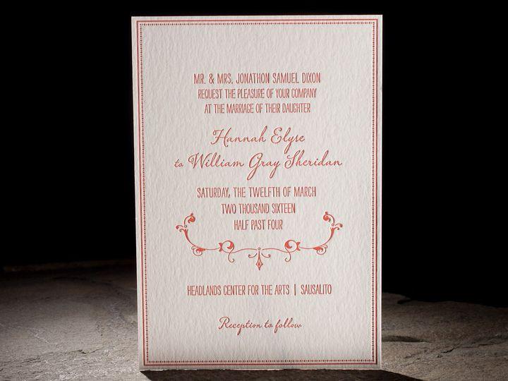 Tmx 1395170268264 Fremont01   Cop Costa Mesa wedding invitation
