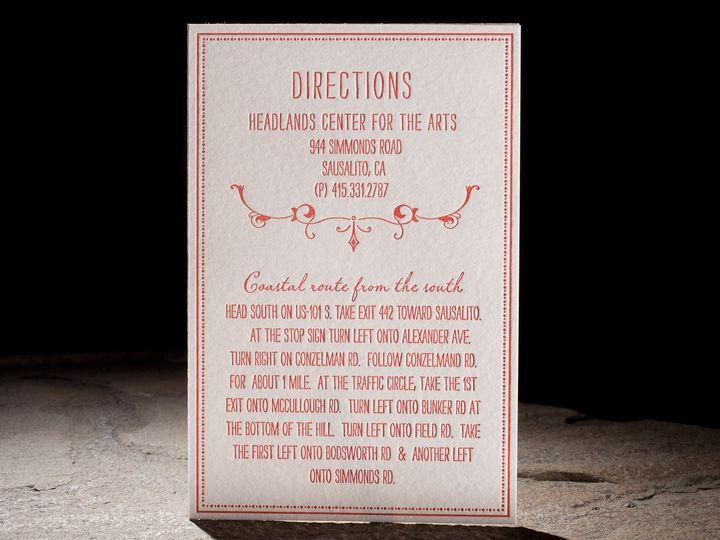 Tmx 1395170319340 Fremont0 Costa Mesa wedding invitation