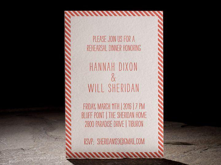 Tmx 1395170344671 Fremont05   Cop Costa Mesa wedding invitation
