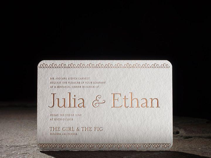 Tmx 1395172155307 Palmes0 Costa Mesa wedding invitation