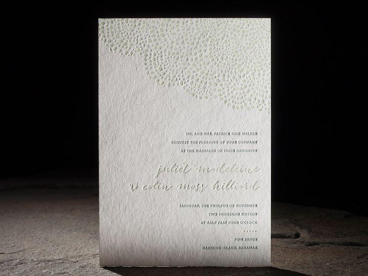 Tmx 1395172794660 Rainier01   Cop Costa Mesa wedding invitation