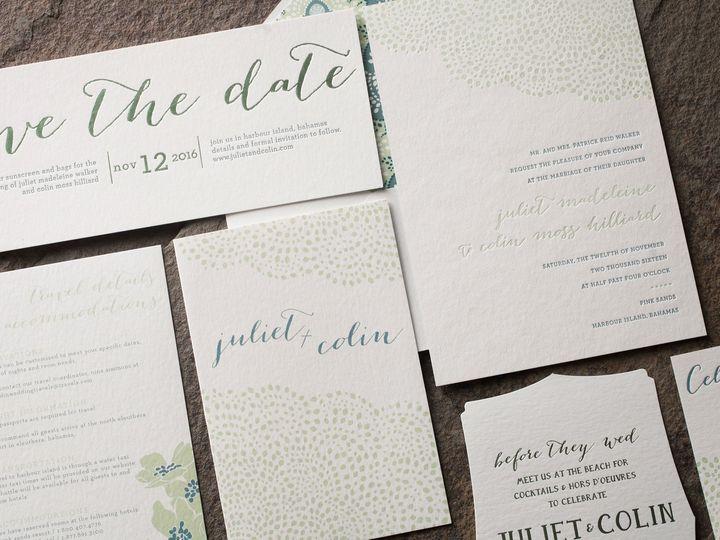 Tmx 1395173069375 Rainier09   Cop Costa Mesa wedding invitation