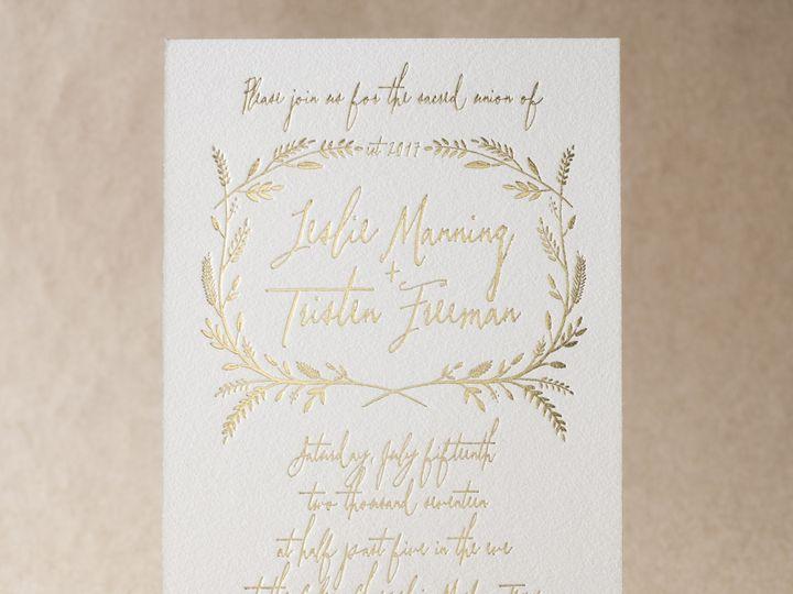 Tmx 1395173274376 Harves Costa Mesa wedding invitation